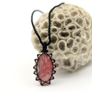 Shop Rhodochrosite Necklaces! Rhodochrosite Jewelry, Pink Necklace for Girlfriend, Hippie Gifts For Women | Natural genuine Rhodochrosite necklaces. Buy crystal jewelry, handmade handcrafted artisan jewelry for women.  Unique handmade gift ideas. #jewelry #beadednecklaces #beadedjewelry #gift #shopping #handmadejewelry #fashion #style #product #necklaces #affiliate #ad