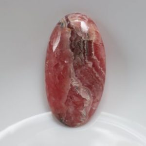 Shop Tumbled Rhodochrosite Crystals & Pocket Stones! The Best Rhodochrosite Palm stone, pink patterns patterned, Natural Gem Pocket Stone, Polished Tumbled Pink Gemmy Crystal, Weight-29 grams.   Natural genuine stones & crystals in various shapes & sizes. Buy raw cut, tumbled, or polished gemstones for making jewelry or crystal healing energy vibration raising reiki stones. #crystals #gemstones #crystalhealing #crystalsandgemstones #energyhealing #affiliate #ad