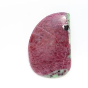 Shop Ruby Zoisite Cabochons! A+ Ruby Zoisite Cabochon | Worry Stone| Loose Gemstone | Crystal | Ruby Zoisite |  Cabochon | Healing stone | Gemstone | Pocket Stone| | Natural genuine stones & crystals in various shapes & sizes. Buy raw cut, tumbled, or polished gemstones for making jewelry or crystal healing energy vibration raising reiki stones. #crystals #gemstones #crystalhealing #crystalsandgemstones #energyhealing #affiliate #ad