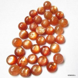 Shop Sunstone Cabochons! 5 pieces 11mm Sunstone Cabochon Round Loose Gemstone, Sunstone Round Cabochon AAA Quality gemstone, Sunstone Cabochon Loose Gemstone | Natural genuine stones & crystals in various shapes & sizes. Buy raw cut, tumbled, or polished gemstones for making jewelry or crystal healing energy vibration raising reiki stones. #crystals #gemstones #crystalhealing #crystalsandgemstones #energyhealing #affiliate #ad