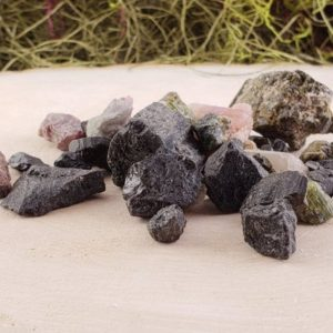Shop Raw & Rough Tourmaline Stones! Multi Tourmaline Natural Raw Rough Gemstone By the Gram   Natural genuine stones & crystals in various shapes & sizes. Buy raw cut, tumbled, or polished gemstones for making jewelry or crystal healing energy vibration raising reiki stones. #crystals #gemstones #crystalhealing #crystalsandgemstones #energyhealing #affiliate #ad