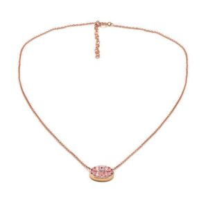 Shop Morganite Necklaces! TousiAttar Morganite Necklace 14k Solid Rose Gold Pendant Nice Pink Morganite Gift for Her   Natural genuine Morganite necklaces. Buy crystal jewelry, handmade handcrafted artisan jewelry for women.  Unique handmade gift ideas. #jewelry #beadednecklaces #beadedjewelry #gift #shopping #handmadejewelry #fashion #style #product #necklaces #affiliate #ad