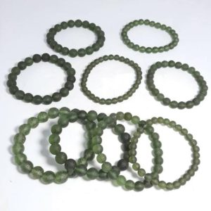 Shop Moldavite Bracelets! 100% Natural Certified Moldavite Bracelet / Genuine Moldavite / Raw Moldavite Beads / Authentic Moldavite/ Moldavite From Czech Republic | Natural genuine Moldavite bracelets. Buy crystal jewelry, handmade handcrafted artisan jewelry for women.  Unique handmade gift ideas. #jewelry #beadedbracelets #beadedjewelry #gift #shopping #handmadejewelry #fashion #style #product #bracelets #affiliate #ad