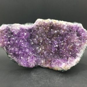 1.11kg Large Brazilian Amethyst Cluster Geode Amethyst Point Cluster Quartz Crystal Amethyst Geode Meditation Healing Crystals AG09 | Natural genuine stones & crystals in various shapes & sizes. Buy raw cut, tumbled, or polished gemstones for making jewelry or crystal healing energy vibration raising reiki stones. #crystals #gemstones #crystalhealing #crystalsandgemstones #energyhealing #affiliate #ad