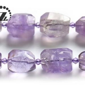 """Shop Ametrine Chip & Nugget Beads! Ametrine faceted nugget beads,crystal quartz,centre drilled beads,Amethyst,natural,crystal beads,15-16x20mm,15"""" full strand   Natural genuine chip Ametrine beads for beading and jewelry making.  #jewelry #beads #beadedjewelry #diyjewelry #jewelrymaking #beadstore #beading #affiliate #ad"""