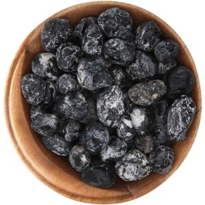 Shop Apache Tears Stones & Crystals! 1 Apache Tear Obsidian (rough) – Ethically Sourced Tumbled Stone   Natural genuine stones & crystals in various shapes & sizes. Buy raw cut, tumbled, or polished gemstones for making jewelry or crystal healing energy vibration raising reiki stones. #crystals #gemstones #crystalhealing #crystalsandgemstones #energyhealing #affiliate #ad