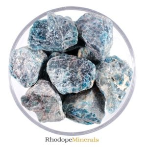 Shop Raw & Rough Apatite Stones! One Blue Apatite Rough Stone, Blue Apatite Rough Stones, Raw Blue Apatite Stones, Blue Apatite Crystals, Zodiac Blue Apatite Crystals | Natural genuine stones & crystals in various shapes & sizes. Buy raw cut, tumbled, or polished gemstones for making jewelry or crystal healing energy vibration raising reiki stones. #crystals #gemstones #crystalhealing #crystalsandgemstones #energyhealing #affiliate #ad