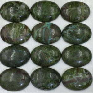 Shop Bloodstone Cabochons! 2pcs 22x30mm Dragon Blood Jasper Cabochon Large Oval Bloodstone Cabochon Oval Gemstone Cabochon Designer Cabochon Cabs GC | Natural genuine stones & crystals in various shapes & sizes. Buy raw cut, tumbled, or polished gemstones for making jewelry or crystal healing energy vibration raising reiki stones. #crystals #gemstones #crystalhealing #crystalsandgemstones #energyhealing #affiliate #ad