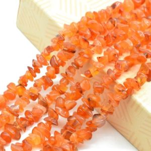 Shop Carnelian Chip & Nugget Beads! Carnelian Chip Beads Strand,Natural Orange Carnelian Uncut Chips Beads, Jewellery Making Uncut Beads For Jewellery Natural Uncut Chips Beads | Natural genuine chip Carnelian beads for beading and jewelry making.  #jewelry #beads #beadedjewelry #diyjewelry #jewelrymaking #beadstore #beading #affiliate #ad