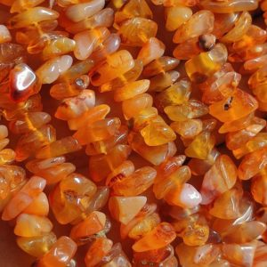 Shop Carnelian Chip & Nugget Beads! Beautiful Natural Carnelian Smooth Chips Gemstone Beads Strand,Carnelian Raw Uncut Gemstone Chips,Carnelian Raw Nuggets,AAA Carnelian Beads | Natural genuine chip Carnelian beads for beading and jewelry making.  #jewelry #beads #beadedjewelry #diyjewelry #jewelrymaking #beadstore #beading #affiliate #ad