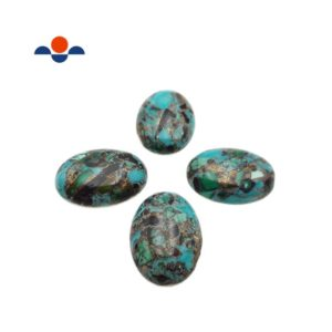 Shop Chrysocolla Cabochons! Blue Bronzite Chrysocolla Oval Cabochon Size 22x30mm Sold Per Piece   Natural genuine stones & crystals in various shapes & sizes. Buy raw cut, tumbled, or polished gemstones for making jewelry or crystal healing energy vibration raising reiki stones. #crystals #gemstones #crystalhealing #crystalsandgemstones #energyhealing #affiliate #ad