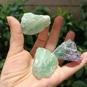 Shop Raw & Rough Fluorite Stones! Raw Fluorite Chunk 30-50mm   Natural genuine stones & crystals in various shapes & sizes. Buy raw cut, tumbled, or polished gemstones for making jewelry or crystal healing energy vibration raising reiki stones. #crystals #gemstones #crystalhealing #crystalsandgemstones #energyhealing #affiliate #ad