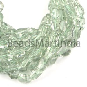 Shop Green Amethyst Beads! Green Amethyst Natural Faceted Nugget Beads, Amethyst Beads, Amethyst Nugget Beads, Amethyst Natural Beads, Green Amethyst Faceted Beads   Natural genuine chip Green Amethyst beads for beading and jewelry making.  #jewelry #beads #beadedjewelry #diyjewelry #jewelrymaking #beadstore #beading #affiliate #ad