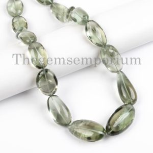 Shop Green Amethyst Beads! Green Amethyst Necklace, Green Amethyst Nuggets Necklace, Green Amethyst Fancy Necklace, Green Amethyst Beads, Green Amethyst, Necklace   Natural genuine chip Green Amethyst beads for beading and jewelry making.  #jewelry #beads #beadedjewelry #diyjewelry #jewelrymaking #beadstore #beading #affiliate #ad