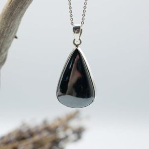 Shop Hematite Pendants! Hematite Pendant // Hematite Jewelry // Metaphysical Jewelry // Sterling Silver // Village Silversmith | Natural genuine Hematite pendants. Buy crystal jewelry, handmade handcrafted artisan jewelry for women.  Unique handmade gift ideas. #jewelry #beadedpendants #beadedjewelry #gift #shopping #handmadejewelry #fashion #style #product #pendants #affiliate #ad