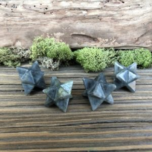 Shop Labradorite Shapes! Labradorite Crystal Merkaba 20mm | Natural genuine stones & crystals in various shapes & sizes. Buy raw cut, tumbled, or polished gemstones for making jewelry or crystal healing energy vibration raising reiki stones. #crystals #gemstones #crystalhealing #crystalsandgemstones #energyhealing #affiliate #ad
