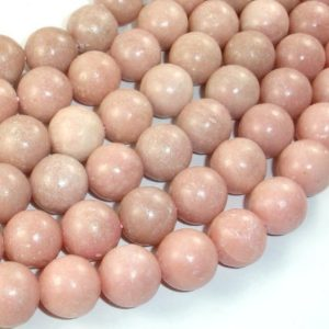 Shop Opal Round Beads! Pink Opal, 13mm(13.5mm) Round Beads, 15 Inch, Full strand, Approx 29 beads, Hole 1mm (350054007)   Natural genuine round Opal beads for beading and jewelry making.  #jewelry #beads #beadedjewelry #diyjewelry #jewelrymaking #beadstore #beading #affiliate #ad