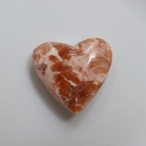 Shop Scolecite Stones & Crystals! Natural Pink Scolecite heart stone, Pink Scolecite heart stone, Pink Scolecite Jewelry, Natural Pink Scolecite heart healing crystal   Natural genuine stones & crystals in various shapes & sizes. Buy raw cut, tumbled, or polished gemstones for making jewelry or crystal healing energy vibration raising reiki stones. #crystals #gemstones #crystalhealing #crystalsandgemstones #energyhealing #affiliate #ad