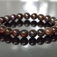 Aaa Sugilite Genuine Bracelet ~ 8mm Round Beads Christmas Gifts | Natural genuine Gemstone jewelry. Buy crystal jewelry, handmade handcrafted artisan jewelry for women.  Unique handmade gift ideas. #jewelry #beadedjewelry #beadedjewelry #gift #shopping #handmadejewelry #fashion #style #product #jewelry #affiliate #ad