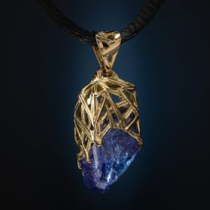 Shop Tanzanite Pendants! Tanzanite Gold Necklace Natural Gemstone 14k Gold Pendant Fine Statement Jewelry December Birthstone Gift Her Him Unisex Jewels LOTR style | Natural genuine Tanzanite pendants. Buy crystal jewelry, handmade handcrafted artisan jewelry for women.  Unique handmade gift ideas. #jewelry #beadedpendants #beadedjewelry #gift #shopping #handmadejewelry #fashion #style #product #pendants #affiliate #ad