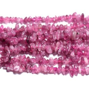 Shop Tourmaline Chip & Nugget Beads! 20pc – stone Chips Tourmaline pink 2-8mm – 4558550029614 seed beads | Natural genuine chip Tourmaline beads for beading and jewelry making.  #jewelry #beads #beadedjewelry #diyjewelry #jewelrymaking #beadstore #beading #affiliate #ad