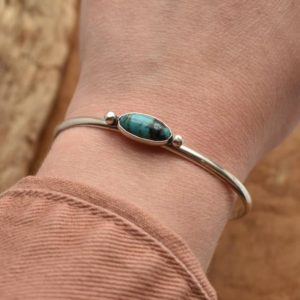 Shop Turquoise Bracelets! Turquoise Cuff Bracelet – Turquoise Bracelet – Turquoise Bangle – Silversmith Bracelet | Natural genuine Turquoise bracelets. Buy crystal jewelry, handmade handcrafted artisan jewelry for women.  Unique handmade gift ideas. #jewelry #beadedbracelets #beadedjewelry #gift #shopping #handmadejewelry #fashion #style #product #bracelets #affiliate #ad