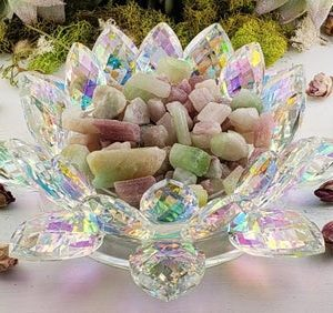 Shop Watermelon Tourmaline Stones & Crystals! Rough Raw -1 oz Bag- Pink Watermelon Tourmaline Gemstone   Natural genuine stones & crystals in various shapes & sizes. Buy raw cut, tumbled, or polished gemstones for making jewelry or crystal healing energy vibration raising reiki stones. #crystals #gemstones #crystalhealing #crystalsandgemstones #energyhealing #affiliate #ad