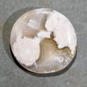 Shop Agate Shapes! Flower Agate Palm Stone for love, flat Sakura Agate Pocket Stone   Natural genuine stones & crystals in various shapes & sizes. Buy raw cut, tumbled, or polished gemstones for making jewelry or crystal healing energy vibration raising reiki stones. #crystals #gemstones #crystalhealing #crystalsandgemstones #energyhealing #affiliate #ad