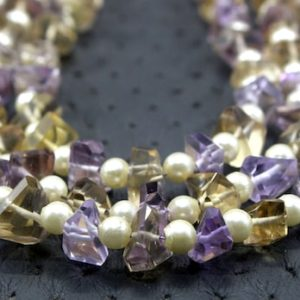 Shop Ametrine Chip & Nugget Beads! Natural Ametrine Gemstone 21 Pieces Faceted Nuggets ,Size-7-8 MM Faceted Nuggets,Super Quality Natural Ametrine, Nuggets Wholesale Prize   Natural genuine chip Ametrine beads for beading and jewelry making.  #jewelry #beads #beadedjewelry #diyjewelry #jewelrymaking #beadstore #beading #affiliate #ad