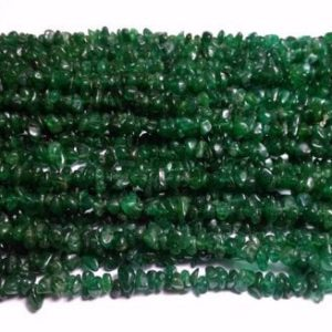 Shop Aventurine Chip & Nugget Beads! 3mm to 5mm Emerald Green Aventurine Uncut Chips Beads Strand, 32 inch GREEN Aventurine uncut beads strand  Aventurine Beads Uncut Strand | Natural genuine chip Aventurine beads for beading and jewelry making.  #jewelry #beads #beadedjewelry #diyjewelry #jewelrymaking #beadstore #beading #affiliate #ad