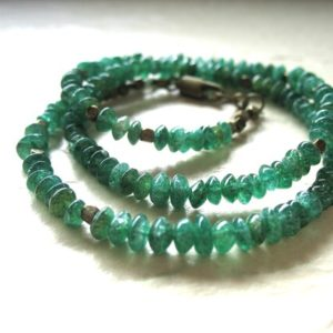 Shop Aventurine Necklaces! Aventurine Necklace, Aventurine Strand Necklace, handmade jewelry, Aventurine Jewelry, Aventurine Necklace, Aventurine, Made in USA   Natural genuine Aventurine necklaces. Buy crystal jewelry, handmade handcrafted artisan jewelry for women.  Unique handmade gift ideas. #jewelry #beadednecklaces #beadedjewelry #gift #shopping #handmadejewelry #fashion #style #product #necklaces #affiliate #ad