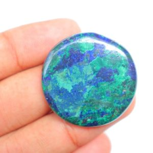 Shop Azurite Cabochons! The Best! Azurite Malachite Cabochon, High Quality Azurite Malachite, Natural Azurite Malachite Cabochon, Loose Gemstone For Jewelry Making. | Natural genuine stones & crystals in various shapes & sizes. Buy raw cut, tumbled, or polished gemstones for making jewelry or crystal healing energy vibration raising reiki stones. #crystals #gemstones #crystalhealing #crystalsandgemstones #energyhealing #affiliate #ad