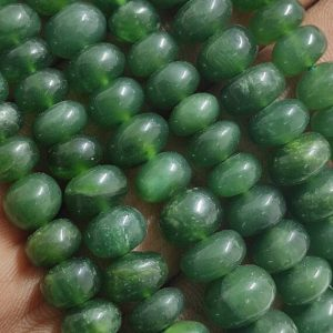 Shop Serpentine Rondelle Beads! Beautiful Serpentine Smooth Rondelle Shape Gemstone Beads Strand   Serpentine Smooth Rondelle Beads Strand   6-10 MM Serpentine Beads Strand   Natural genuine rondelle Serpentine beads for beading and jewelry making.  #jewelry #beads #beadedjewelry #diyjewelry #jewelrymaking #beadstore #beading #affiliate #ad