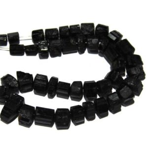"""Shop Black Tourmaline Chip & Nugget Beads! Black Tourmaline Beads/15"""" Inches Strand,Huge Natural Raw Black Tourmaline Crystal Beads,Black Tourmaline Gemstones,Size 8mm to 20mm   Natural genuine chip Black Tourmaline beads for beading and jewelry making.  #jewelry #beads #beadedjewelry #diyjewelry #jewelrymaking #beadstore #beading #affiliate #ad"""