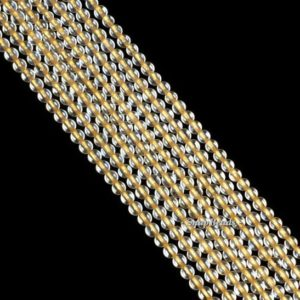 2mm Honey Citrine Gemstone Grade AA Light Yellow Round 2mm Loose Beads 15.5 inch Full Strand (90143429-107-2g) | Natural genuine beads Array beads for beading and jewelry making.  #jewelry #beads #beadedjewelry #diyjewelry #jewelrymaking #beadstore #beading #affiliate #ad