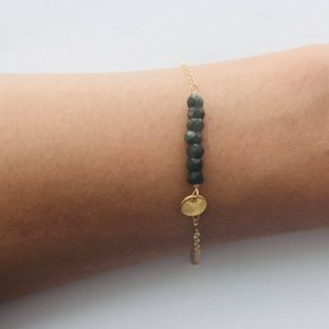 Shop Emerald Bracelets! Emerald Bracelet Green Bracelet May Birthstone May Birthday Gold Coin Bracelet HealingBracelet Boho Bracelet   Natural genuine Emerald bracelets. Buy crystal jewelry, handmade handcrafted artisan jewelry for women.  Unique handmade gift ideas. #jewelry #beadedbracelets #beadedjewelry #gift #shopping #handmadejewelry #fashion #style #product #bracelets #affiliate #ad