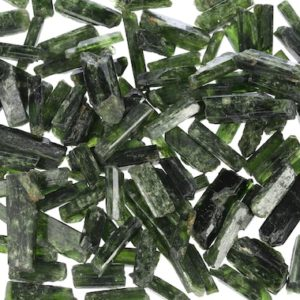 Shop Green Tourmaline Stones & Crystals! Green Tourmaline Pieces, Raw Green Tourmaline, Rough Green Tourmaline, Raw Tourmaline Crystal, GrnTour001 | Natural genuine stones & crystals in various shapes & sizes. Buy raw cut, tumbled, or polished gemstones for making jewelry or crystal healing energy vibration raising reiki stones. #crystals #gemstones #crystalhealing #crystalsandgemstones #energyhealing #affiliate #ad