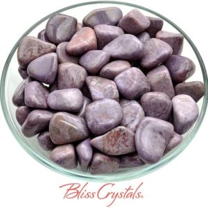 Shop Jade Stones & Crystals! 1 PURPLE JADE or Lavender Jade Tumbled Stone Grade AA aka Dream Stone #PJ32   Natural genuine stones & crystals in various shapes & sizes. Buy raw cut, tumbled, or polished gemstones for making jewelry or crystal healing energy vibration raising reiki stones. #crystals #gemstones #crystalhealing #crystalsandgemstones #energyhealing #affiliate #ad