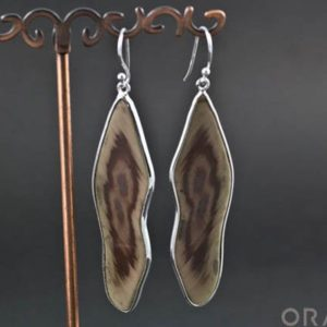 Shop Jasper Earrings! Sterling Silver Imperial Jasper Earrings | Natural genuine Jasper earrings. Buy crystal jewelry, handmade handcrafted artisan jewelry for women.  Unique handmade gift ideas. #jewelry #beadedearrings #beadedjewelry #gift #shopping #handmadejewelry #fashion #style #product #earrings #affiliate #ad
