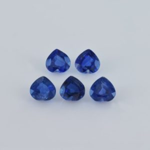 Shop Kyanite Shapes! blue kyanite 6mm faceted heart AAA grade loose Gemstone – 100% Natural Blue Kyanite Gemstone – 6mm Kyanite – kyanite heart cut – KYBLU-1030 | Natural genuine stones & crystals in various shapes & sizes. Buy raw cut, tumbled, or polished gemstones for making jewelry or crystal healing energy vibration raising reiki stones. #crystals #gemstones #crystalhealing #crystalsandgemstones #energyhealing #affiliate #ad