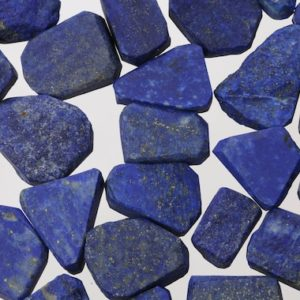 Shop Lapis Lazuli Stones & Crystals! Raw Lapis Pieces, Rough Lapis, Genuine Lapis Crystal, Healing Crystal, Bulk Raw Gemstone, LLapis001 | Natural genuine stones & crystals in various shapes & sizes. Buy raw cut, tumbled, or polished gemstones for making jewelry or crystal healing energy vibration raising reiki stones. #crystals #gemstones #crystalhealing #crystalsandgemstones #energyhealing #affiliate #ad