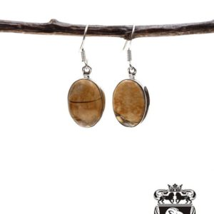 Shop Mookaite Jasper Earrings! Brecciated Mookaite 925 Solid Sterling Silver Earrings E50   Natural genuine Mookaite Jasper earrings. Buy crystal jewelry, handmade handcrafted artisan jewelry for women.  Unique handmade gift ideas. #jewelry #beadedearrings #beadedjewelry #gift #shopping #handmadejewelry #fashion #style #product #earrings #affiliate #ad