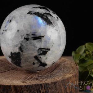MOONSTONE Crystal Sphere – Crystal Ball,  Housewarming Gift, Home Decor, E0372 | Natural genuine stones & crystals in various shapes & sizes. Buy raw cut, tumbled, or polished gemstones for making jewelry or crystal healing energy vibration raising reiki stones. #crystals #gemstones #crystalhealing #crystalsandgemstones #energyhealing #affiliate #ad