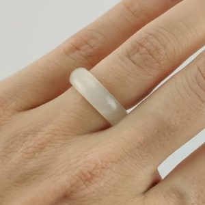 Serpentine stone ring, serpentine ring, stone rings, crystal ring serpentine, stone ring serpentine, ring gemstone, crystal ring, gemstone ring | Natural genuine Serpentine rings, simple unique handcrafted gemstone rings. #rings #jewelry #shopping #gift #handmade #fashion #style #affiliate #ad
