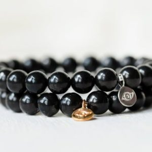 Shungite-EMF Protection and more from this Top Quality Stone EMF Protection| Spiritual Cleansing | Detox Bracelet From Russia | Natural genuine Array bracelets. Buy crystal jewelry, handmade handcrafted artisan jewelry for women.  Unique handmade gift ideas. #jewelry #beadedbracelets #beadedjewelry #gift #shopping #handmadejewelry #fashion #style #product #bracelets #affiliate #ad