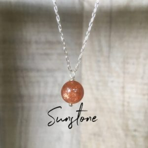 Shop Sunstone Necklaces! Sunstone Gemstone Necklace~healing Gemstone Pendant~ Gemstone Layering Necklace~dainty Necklace~ Silver And Gemstone Necklace   Natural genuine Sunstone necklaces. Buy crystal jewelry, handmade handcrafted artisan jewelry for women.  Unique handmade gift ideas. #jewelry #beadednecklaces #beadedjewelry #gift #shopping #handmadejewelry #fashion #style #product #necklaces #affiliate #ad