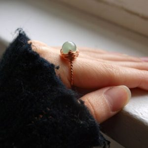 Shop Aventurine Rings! Aventurine Ring for Men, Green Crystal Ring, Rings for Men Celtic, Ring for Best Friend, Aventurine Jewelry Ring, Heart Chakra Ring for Mom | Natural genuine Aventurine mens fashion rings, simple unique handcrafted gemstone men's rings, gifts for men. Anillos hombre. #rings #jewelry #crystaljewelry #gemstonejewelry #handmadejewelry #affiliate #ad