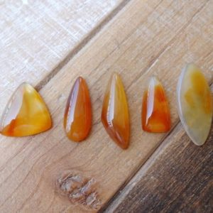 Shop Carnelian Cabochons! Carnelian Cabochon | Natural genuine stones & crystals in various shapes & sizes. Buy raw cut, tumbled, or polished gemstones for making jewelry or crystal healing energy vibration raising reiki stones. #crystals #gemstones #crystalhealing #crystalsandgemstones #energyhealing #affiliate #ad