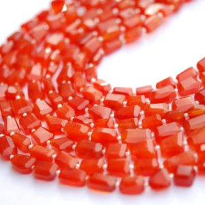 Shop Carnelian Chip & Nugget Beads! 1/2 strand of carnelian nuggets.  WHOLESALE PRICES 20.00 | Natural genuine chip Carnelian beads for beading and jewelry making.  #jewelry #beads #beadedjewelry #diyjewelry #jewelrymaking #beadstore #beading #affiliate #ad