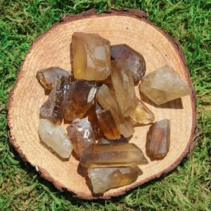 Shop Raw & Rough Citrine Stones! Citrine Raw Pieces   Natural genuine stones & crystals in various shapes & sizes. Buy raw cut, tumbled, or polished gemstones for making jewelry or crystal healing energy vibration raising reiki stones. #crystals #gemstones #crystalhealing #crystalsandgemstones #energyhealing #affiliate #ad